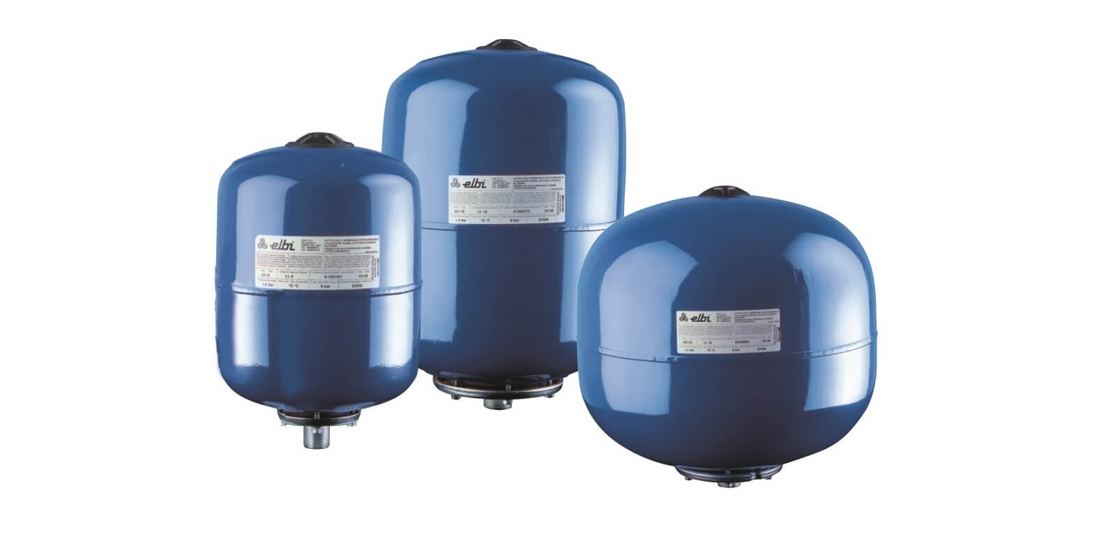 Chilled Water Vessels