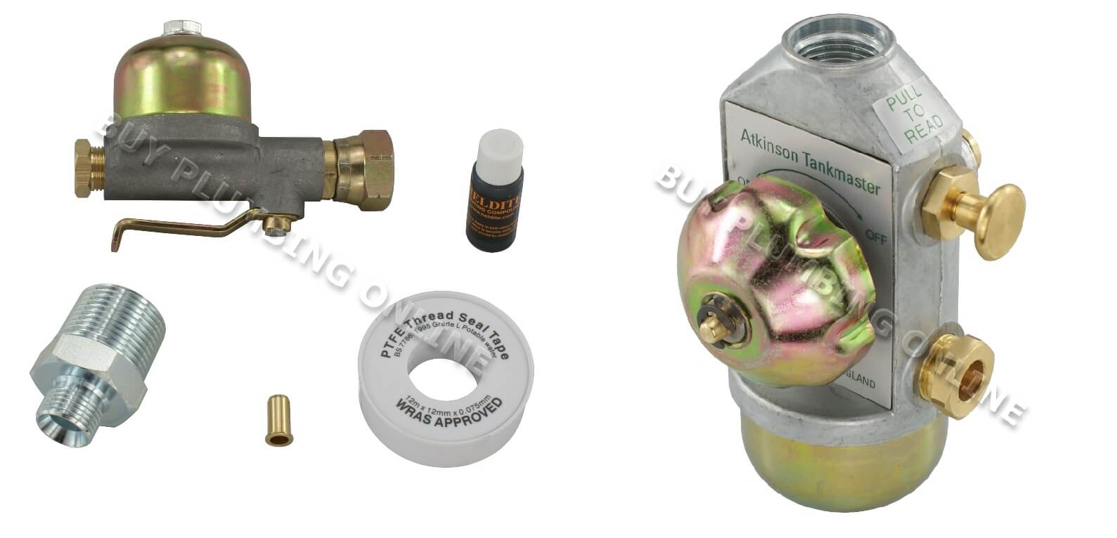 Oil Tank Fittings