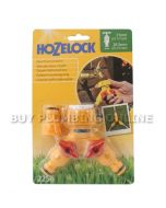 Hozelock Dual Tap Connector 2256