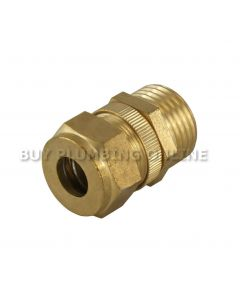 1/2 Brass Spring Safety Valve