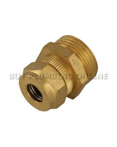 3/4 Brass Spring Safety Valve