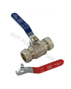 Altecnic 22mm Lever Ballvalve