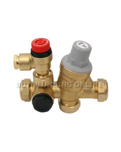 Caleffi Cold Water Control Valve 533002CST