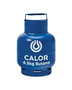 Calor Gas 4.5kg Butane Bottle