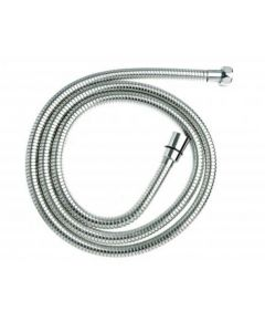 Croydex 1.5mm Stretch Shower Hose Stainless Steel AM159741