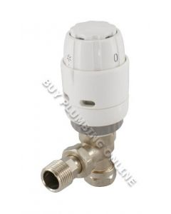 Danfoss RAS-C2 15mm Trv White/nickel 013G6050