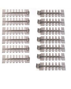 Dunsley Highlander 10 Stove Grate Bar Set 02389