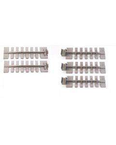 Dunsley Highlander 3 Stove Grate Bar Set 02314
