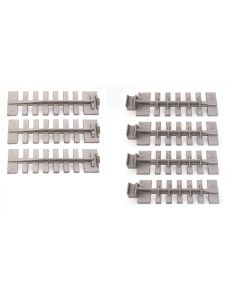 Dunsley Highlander 5 Stove Grate Bar Set 02211