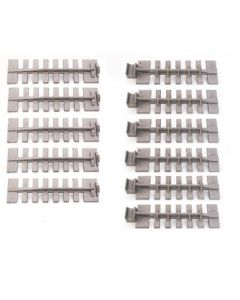 Dunsley Highlander 8 Grate Bar Set 02366