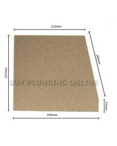 Dunsley Highlander Stove Side Brick 02101