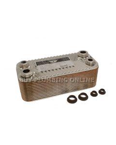 Firebird 25 Plate Heat Exchanger ACC025PHE