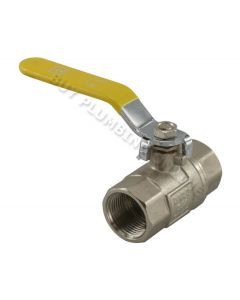 Gas Lever Ballvalve 3/4 Inch Female
