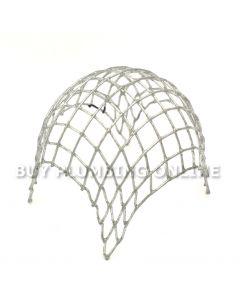 Gutter Soil Downpipe Wire Balloon Guard 4 inch 100mm