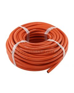 High Pressure LPG Hose 8.3mm Orange Per Meter