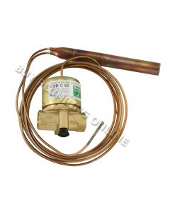 KBB Fire Valve 1.5m 65 degree 1/4