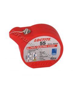 Loctite 55 Pipe Sealing Cord 50m