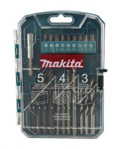 Makita 22 Piece Drill and Bit Set P44002