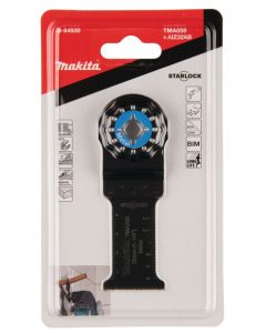 Makita Starlock B-64939 Plunge Cut Saw Blade 32mm Metal TMA059