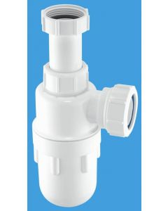 McAlpine 1.5 Adjustable Bottle Trap C10A