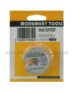 Monument  10mm Copper Pipe Cutter 1810R