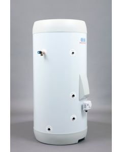 oso delta coil hot water cylinder standing upright full height product image