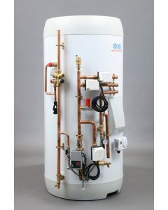 OSO Delta Coil Pre Plumbed A Rated Indirect Cylinder 250 Litre