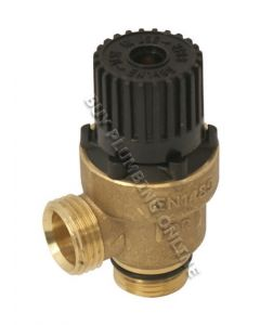 OSO Expansion Valve 8 bar 90423 Super S