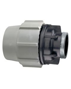 Plasson Female Adaptor 20mm x 1/2 07030002005