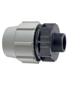 Plasson Male Adaptor 25mm x 3/4 (7020)