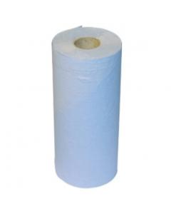 Regin Blue Paper Towel Roll REGW80