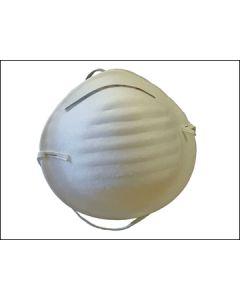 Scan Moulded Comfort Dust Masks (Pack of 10)