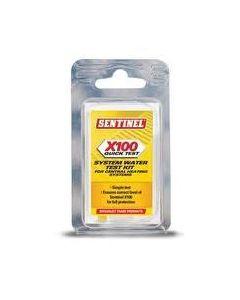 Sentinel X100 Quick Test System Water Test Kit