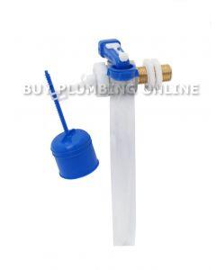 Thomas Dudley Hydroflo Quiet Side Inlet Float Valve Brass 324299
