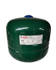 Elbi 24 Litre Potable Expansion Vessel - updated Green colour