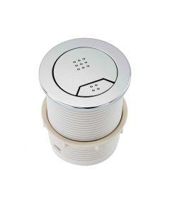 Vortex Pneumatic Dual Flush Button