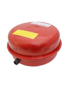Warmflow 12 Litre Expansion Vessel Round 2128