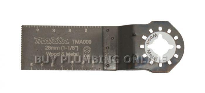 Makita Plunge Cut Saw Blade Wood Metal 28mm Tma009 B 21353