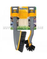 Hozelock Car Brush Set Twin Pack 2624