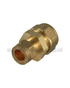 15mm - 10mm Compression Coupling