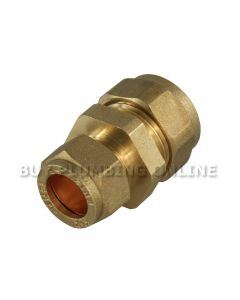 15mm - 12mm Compression Coupling