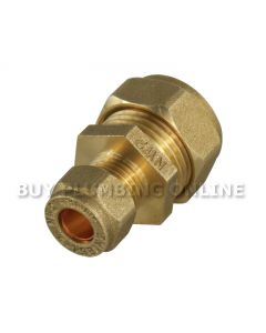 15mm - 8mm Compression Coupling