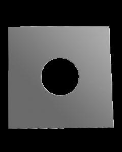 Flue Top Plate 125mm