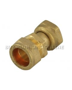 22mm x 3/4 Compression Tap Connector