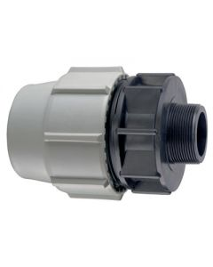 "Plasson Male Adaptor 25mm x 3/4"" (7020)"