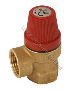 Altecnic Pressure Relief Valve 1/2 Female 8 Bar 311480
