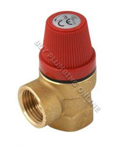 Altecnic Pressure Relief Valve 1/2 Female 3 Bar 311430