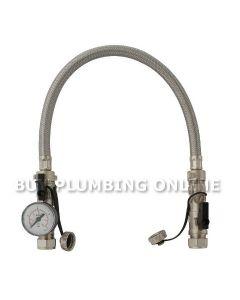 Altecnic Remote Filling Loop with Gauge ALT-ST0035