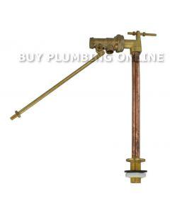 Brass Ballvalve Bottom Entry 1/2 Part 1 HP