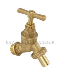 Brass Bibtap 1/2